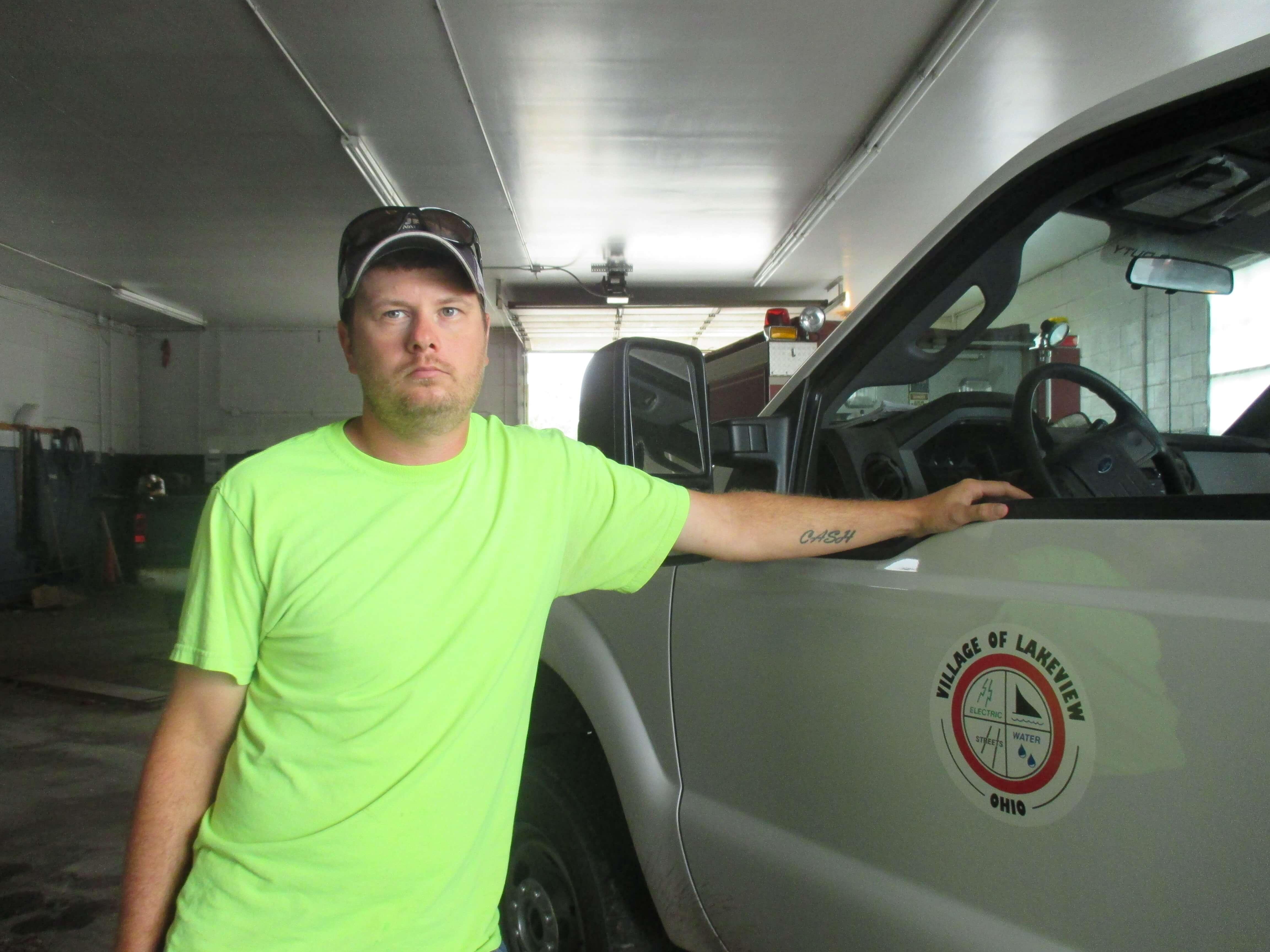 Dave Scott - Water Department
