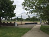 Emil Davis Park Baseball Diamond