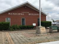Municipal Building Front View